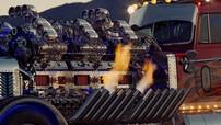 """Làm quen với Thor24 - xe đầu kéo """"điên rồ"""" mạnh gần 4.000 mã lực và có giá 306,5 tỷ đồng"""