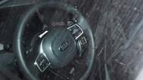 SUV 7 chỗ Kia Sorento 2020 lộ nội thất, dùng núm xoay chuyển số giống Optima mới