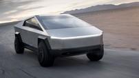 """Sau Dubai, xe bán tải chống đạn Tesla Cybertruck """"lọt vào mắt xanh"""" của cảnh sát Mexico"""