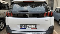 """Peugeot 5008 biển """"ngũ quý 2"""" được rao bán với giá 4 tỷ đồng"""