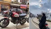 """Hà Nội: Trộm vào nhà """"dắt"""" Ducati Scrambler trị giá hơn 200 triệu đi trước đêm Giáng Sinh"""