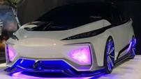 """Ngắm chiếc Toyota Ambivalent """"RD"""" Prius PHV phát sáng màu mè cực bắt mắt"""