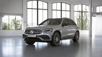 Mercedes-Benz GLC 300: Giá Mercedes GLC 300 2020 cập nhật mới nhất tháng 1/2020