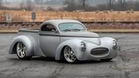 Chiếc bán tải độ Willys 1941 này có động cơ HEMI V8, kèm dáng đáng yêu như hoạt hình