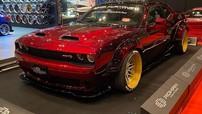 Đây là chuyện xảy ra nếu người Nhật Bản độ xe cơ bắp Dodge Challenger