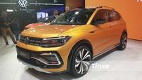 Cận cảnh SUV giá rẻ Volkswagen Taigun Concept vừa ra mắt