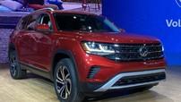 Volkswagen Atlas 2021 trình làng với thiết kế và trang bị nâng cấp, đe dọa Hyundai Santa Fe