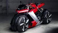 """Diện kiến siêu mô tô Lazareth LM410 với thiết kế """"kịch độc"""""""