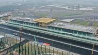 Đường đua F1 Hà Nội cấp tốc hoàn thiện, sẵn sàng cho giải đấu diễn ra chưa đầy 2 tháng nữa