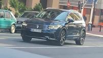 Volkswagen Tiguan 2021 xuất hiện trần trụi trên đường, sẵn sàng cạnh tranh Honda CR-V