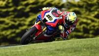"""Honda CBR1000RR-R Fireblade SP vượt mặt Ducati Panigale V4 R để trở thành """"Ông hoàng tốc độ"""" trên đường đua WSBK"""