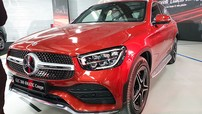 Mercedes-Benz GLC 300: Giá Mercedes GLC 300 2020 cập nhật mới nhất tháng 4/2020