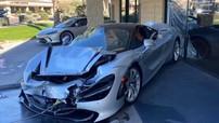 Chủ xe BMW X5 tính nộp đơn xin phá sản khi gây ra tai nạn cho 2 chiếc siêu xe McLaren 720S mới tinh