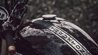 """Zife Design The Bard: Bản độ """"ngựa chiến"""" của thợ Việt trên Triumph Thruxton 900"""