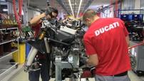 Ducati thông báo đóng cửa nhà máy tại Ý để đối phó với đại dịch Covid-19