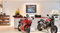 """Phục vụ """"dân chơi"""" khu vực miền Bắc, Hà Nội chính thức có showroom phân khối lớn Honda đầu tiên"""