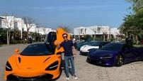 """Cường """"Đô-la"""" cùng nhóm siêu xe Car Passion ủng hộ 1 tỷ đồng chống dịch Covid-19"""