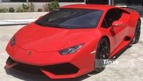 Siêu xe Lamborghini Huracan được thợ Việt thay áo và bọc lại nội thất đã hoàn thành dự án