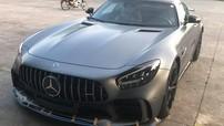 Cận cảnh siêu xe Mercedes-AMG GT R độc nhất Việt Nam, tháng 5 có thêm 1 chiếc về
