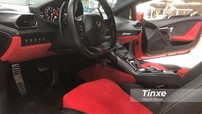 """Cận cảnh siêu xe Lamborghini Huracan đầu tiên tại Việt Nam được chủ """"thay da đổi thịt"""" hơn 20 ngày"""