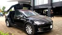 """Tesla Model X đầu tiên về Việt Nam trong năm 2020 """"làm dâu"""" tại Phú Thọ"""