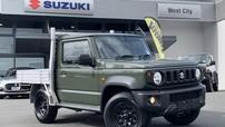 """Với chi phí 160 triệu đồng, Suzuki Jimny có thể biến hóa thành """"xe bán tải tí hon"""" như thế này"""