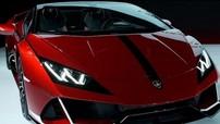 """Chiêm ngưỡng độc bản Lamborghini Huracan EVO Spyder """"Kabuki"""" đến từ xứ sở hoa anh đào"""