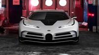 Siêu cầu thủ Cristiano Ronaldo đặt mua chiếc Bugatti Centodieci trị giá 9 triệu USD