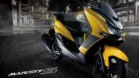 Yamaha Majesty S 155 - Đối thủ của Honda PCX lộ diện phiên bản mới
