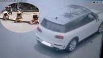 """Nhóm """"cái bang"""" tại phố cổ Hội An di chuyển bằng xe tiền tỷ Mini Clubman S"""