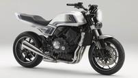 Honda CB-F Concept ra mắt - Xe hoài cổ mang động cơ 998 cc
