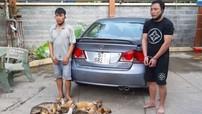 Bình Dương: Tóm băng trộm chó bằng ô tô Honda Civic ngay giữa dịch Covid-19