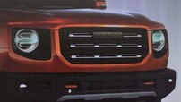 Ô tô Trung Quốc Haval H5 thế hệ mới lộ diện với thiết kế như xe Mỹ