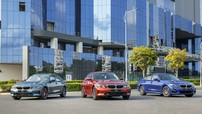 BMW 3 Series: Giá BMW 3 Series 2020 mới nhất tháng 7/2020