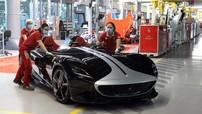 Rolls-Royce, Ferrari và hàng loạt hãng siêu xe, xe sang quay lại sản xuất