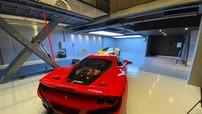 """Video: Lần đầu nghe tiếng thở 710 """"con ngựa"""" trên siêu xe Ferrari F8 Tributo của Cường """"Đô-la"""""""