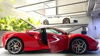 """Thêm ảnh siêu xe Ferrari F8 Tributo đầu tiên định cư Việt Nam của Cường """"Đô-la"""""""