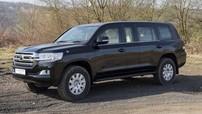 """ToyotaLand Cruiser """"Carat Duchatelet"""" - Limousine cực sang, chống đạn xuyên giáp dành cho chính trị gia"""