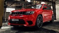 """Jeep Trackhawk """"Hellhound"""" - SUV to lớn độ 888 mã lực với tốc độ của siêu xe Ferrari hoặc Lamborghini"""