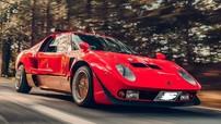 """Siêu xe Lamborghini Miura Jota """"giả mạo"""" này thực chất là xe kei Autozam AZ-1 của Nhật Bản"""