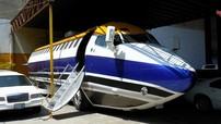 Boeing 727 Jet Limo - Chiếc limousine độc nhất vô nhị với thân vỏ máy bay dài 16 mét
