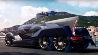 Pulse eVTOL Concept - Phương tiện kết hợp hoàn hảo xe điện và máy bay tự lái