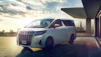 Giá xe Toyota Alphard 2020, cập nhật khuyến mãi xe Alphard mới nhất (tháng 7/2020)