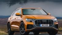 Giá xe Audi Q8: Giá niêm yết Audi Q8, giá lăn bánh, khuyến mãi (tháng 7/2020)