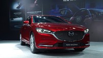 Giá xe Mazda 6, giá Mazda 6 mới nhất, cập nhật khuyến mãi (tháng 7/2020)