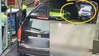 Người phụ nữ bất cẩn làm rơi thanh sắt trúng siêu xe Lamborghini Aventador, câu chuyện đằng sau mới ấm lòng