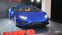 Lamborghini Huracan EVO RWD đến Hồng Kông với mức giá rẻ hơn 3 tỷ đồng so với Thái Lan