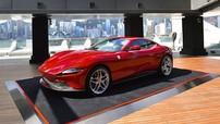 """Ferrari Roma ra mắt ở Hồng Kông tại khách sạn có dàn xe Rolls-Royce """"khủng"""" đưa đón khách hàng"""
