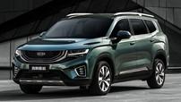Geely Haoyue - SUV 7 chỗ bóng bẩy, công nghệ với giá khởi điểm chỉ 356 triệu đồng