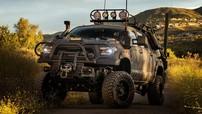 Đây chắc hẳn là chiếc Toyota Tundra 4x4 độ ngầu nhất trên đời